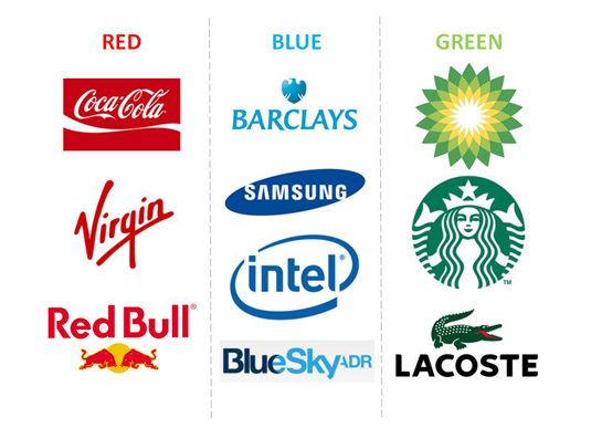Cómo escoger un esquema de color para tu diseño de logotipos ...