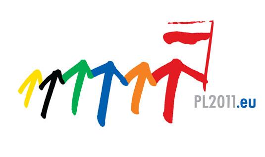 El logo de la presidencia de Polonia ha sido criticado por usa demasiados colores.