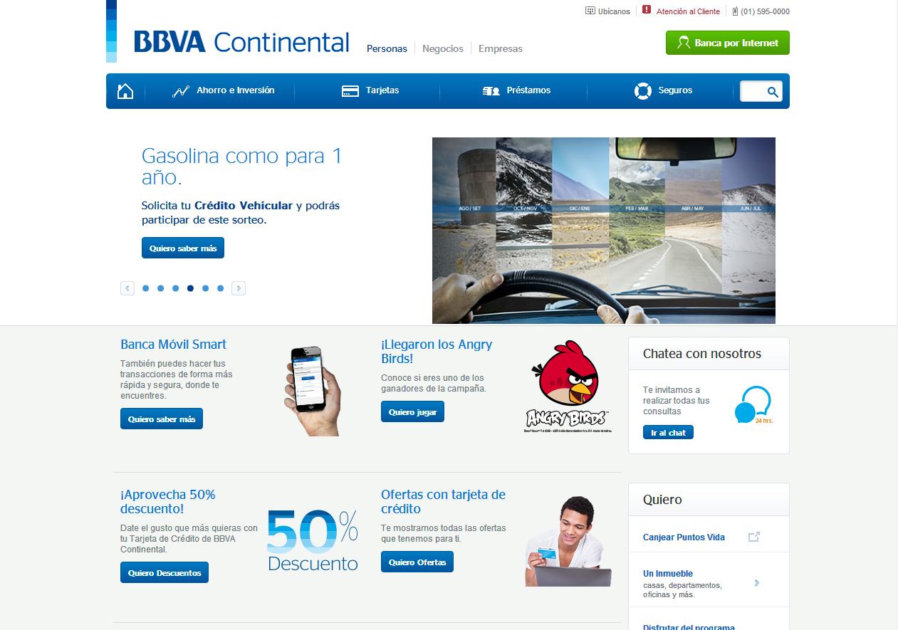 10 p ginas web peruanas con la mejor experiencia de usuario for Paginas web sobre turismo