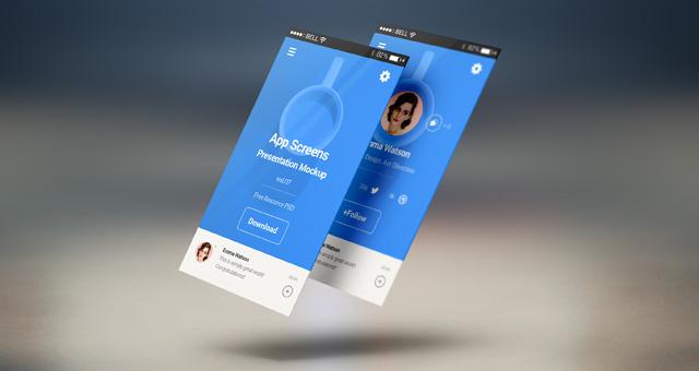 plantillas de diseño web movil