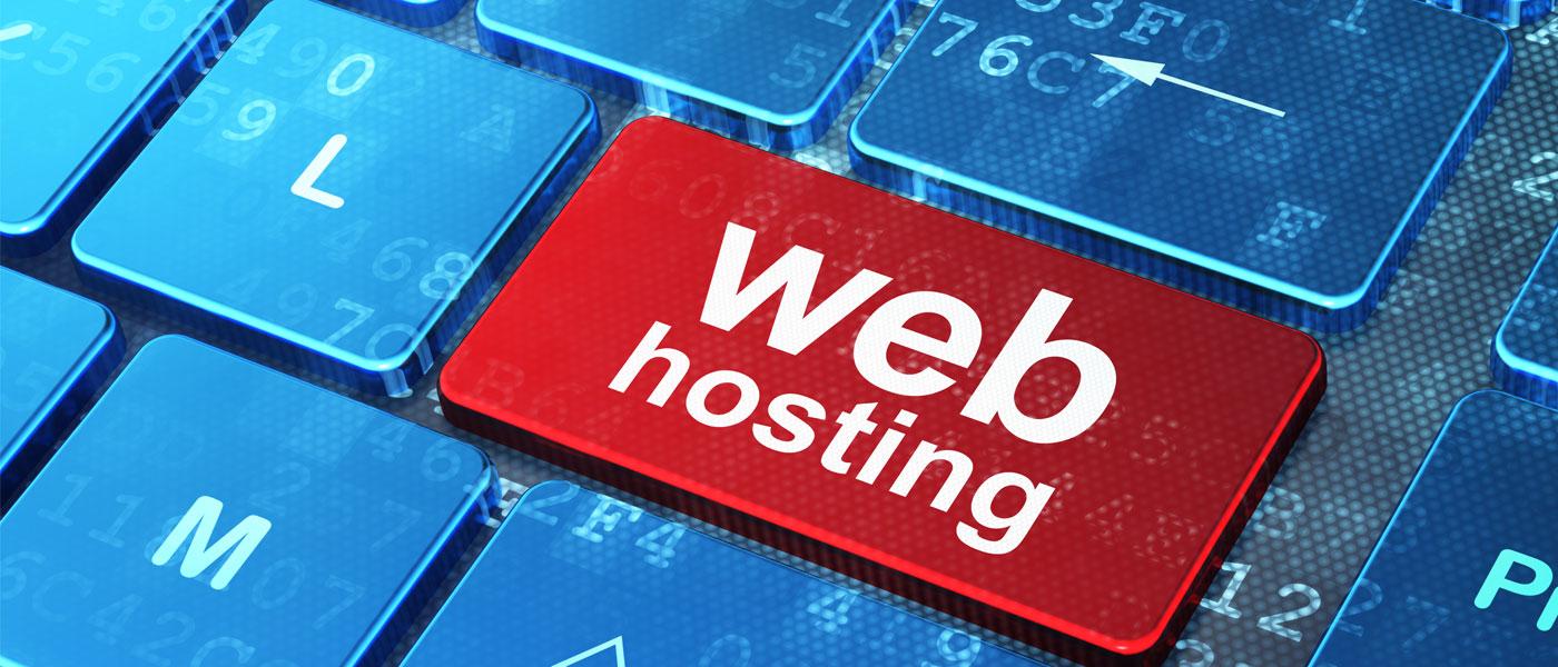 hosting de paginas web