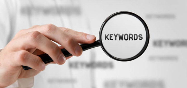 emplear keywords adecuadas
