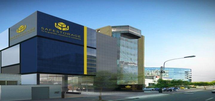 Diseño web de The Safe Storage Co