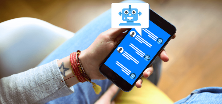 crear chatbots atractivos eficientes