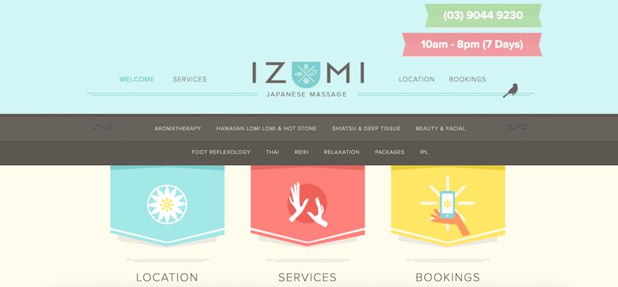 Páginas web: Mejora el poder de los colores pastel | Buenas ...