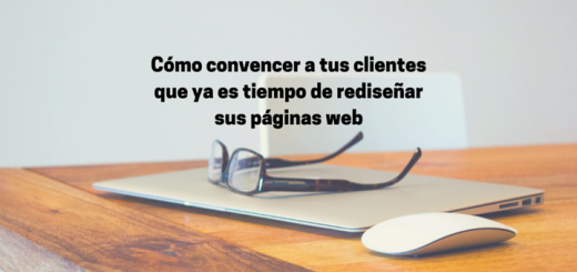 rediseñar paginas web