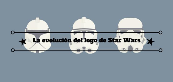 Diseño de logos  La evolución del logo de Star Wars  a60d667dd67