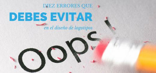 Diez errores que debes evitar en el diseno de logotipos