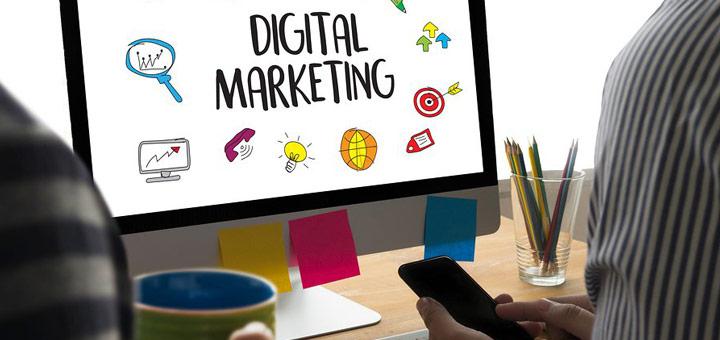 estrategias marketing digital empresa maquinaria pesada