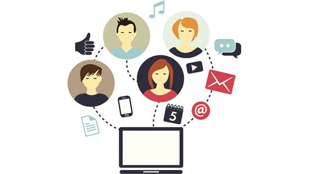 Influencers y youtubers en las redes sociales