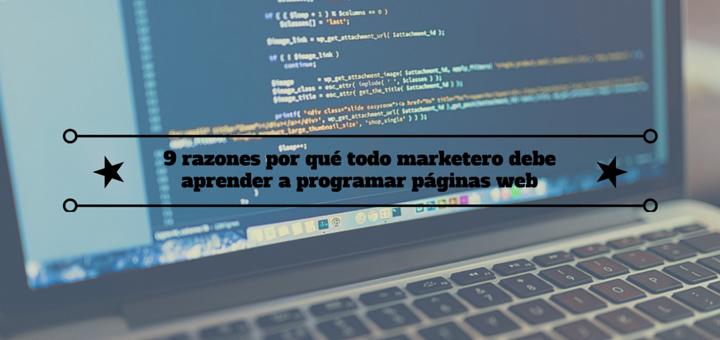 marketero-aprender-programar-páginas-web