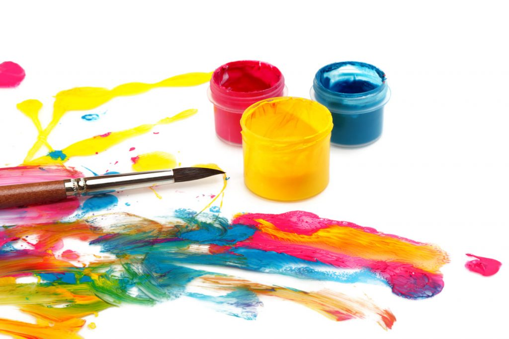 psicología del color web
