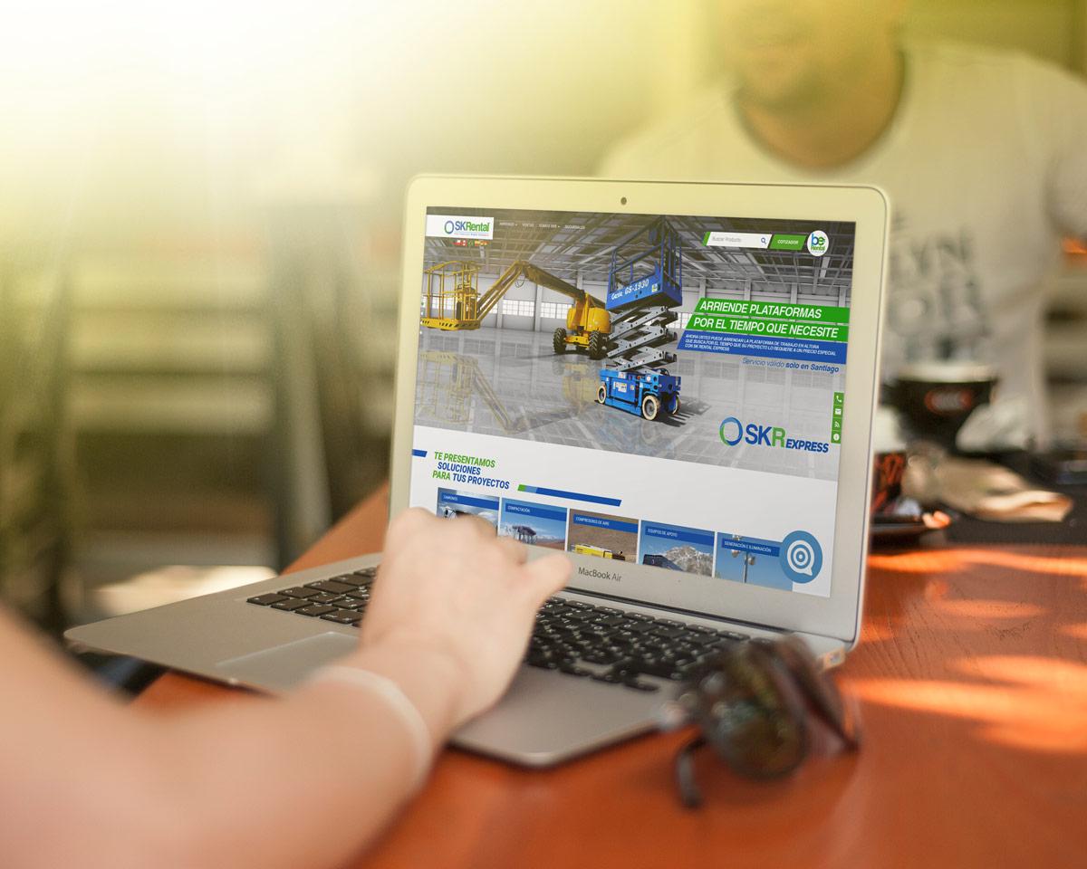 SK RENTAL y la atención al cliente con chatbots