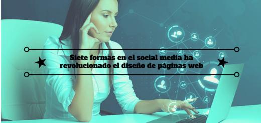 social-media-revolución-diseño-páginas-web