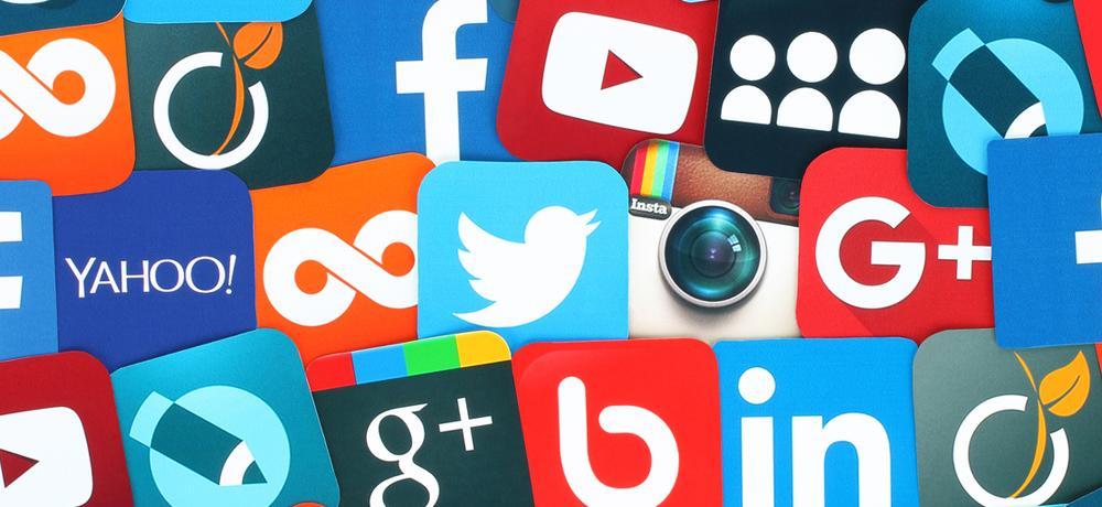 redes sociales tendencias diseño web